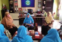 SD Muhammadiyah 1 Dikunjungi SMA Muhammadiyah 1
