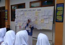 Seribu Puisi SMP Muh PK Kottabarat untuk Korban Tsunami Selat Sunda