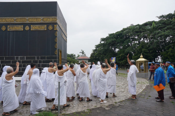 KBIH Muhammadiyah Semarang Gelar Manasik Haji