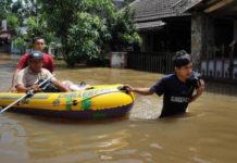 banjir di Lebak