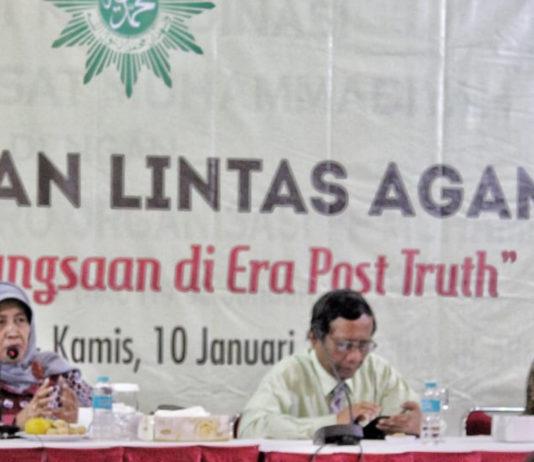 Dialog Kebangsaan di Pusat Dakwah Muhammadiyah Jakarta