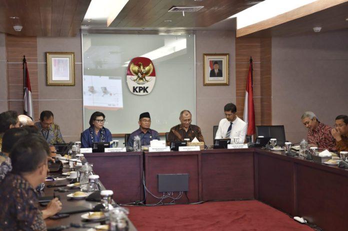 Mendikbud bertemu Ketua KPK