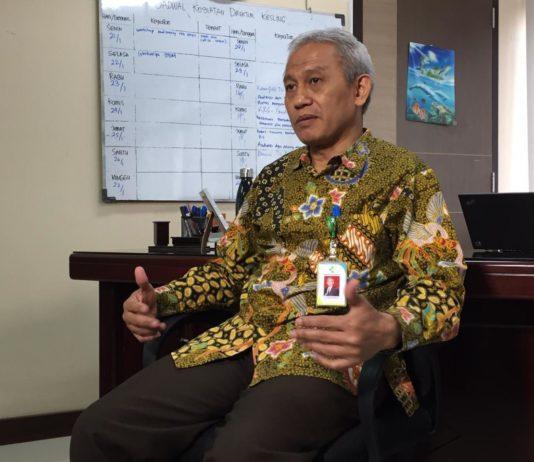 Direktur Kesehatan Lingkungan, Kementerian Kesehatan (Kemenkes) dr. Imran Agus Nurali,