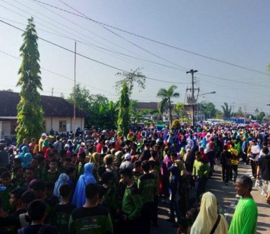 Jalan sehat Muhammadiyah