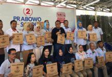 Seknas Prabowo-Sandi