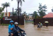Banjir di Makassar