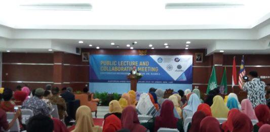 Menteri pendidikan malaysia kunjungi uhamka
