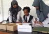 Siswa SMK Famuba Programkan Belajar ke Dinas Arpusda Kabupaten Tegal