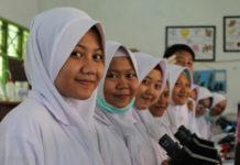Siswa SMK Muhammadiyah Lebaksiu ikut Ujian Sertifikasi Profesi