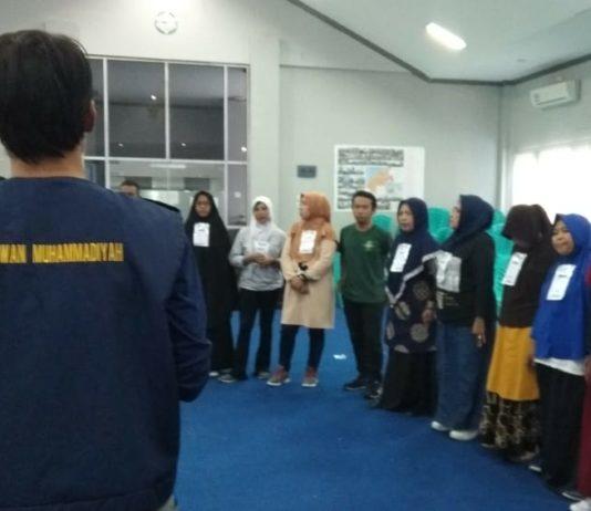 MPS PP Muhammadiyah dan PWM Suteng Gelar Pelatihan Psikososial