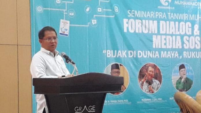 Muhammadiyah Jadi Filter Informasi