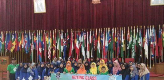 Siswa SMP Muhammadiyah 1 Simpon Kunjungi Dua Museum di Bandung