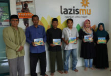 "Tasharuf Zakat, ""SAVE OUR SCHOOL"""