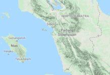 Gempa Kepulauan Batu