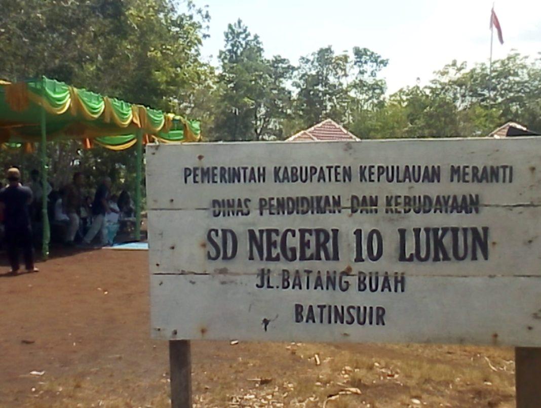 LTSHE di Desa Batin Suir