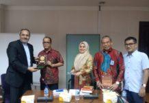 Konsul Kebudayaan pada Kedutaan Besar Republik Islam Iran di Jakarta Mehrdad Rakhshandeh