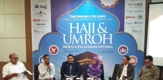 Diskusi haji dan umrah
