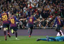 Suarez Bawa Barcelona ke Final Copa del Rey Setelah Kalahkan Madrid 3-0