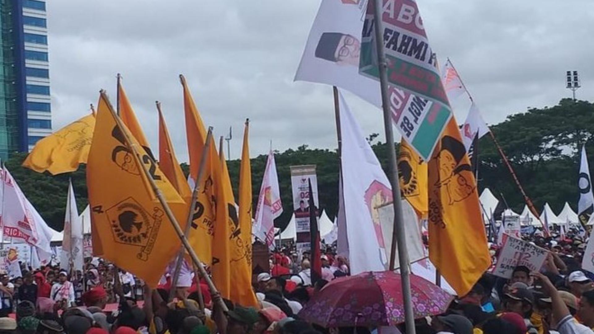 Bendera Partai Golkar