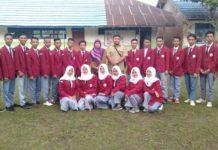 Siswa SMK Muhammadiyah Bahaur Pulang Pisau Ikut UNBK 2019
