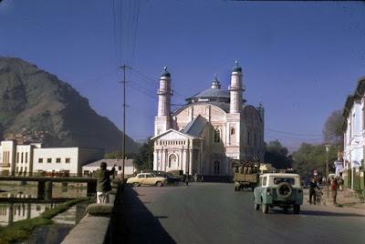 Masjid Syahid Shamseera, Kabul