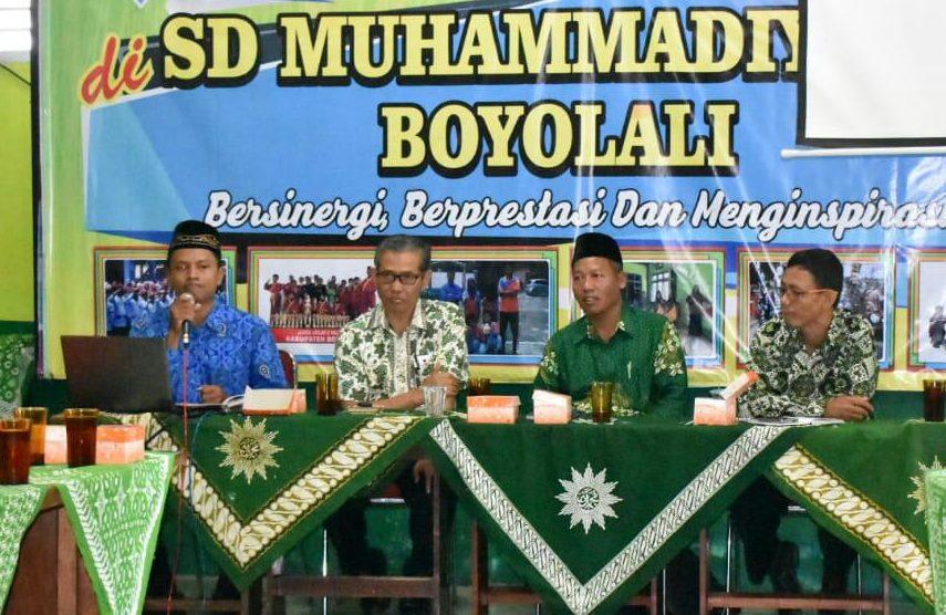 SD Muhammadiyah Mojolaban Berkunjung ke SD Muhammadiyah PK Boyolali