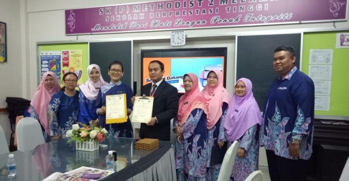 Enam Siswa SD IT Muhammadiyah Al-Kautsar Ikut Pertukaran Pelajar