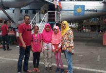 Siswa-siswi SDIT Muhammadiyah Al-Kautsar hidup bersama Orang Tua Angkat di Negeri Jiran Malaysia.