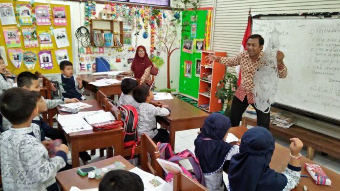 Cara SD Muhammadiyah 1 Ketelan Surakarta Ajak Siswa Sadar dan Peduli Lingkungan