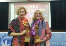 """Dua """"Srikandi"""" Raih International Women of Inspiration 2019"""