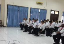 Pelatihan bagi petugas kesehatan haji. (ist)