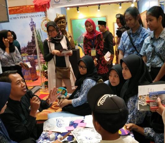 pameran kaligrafi
