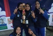 PMR SMP Muhammadiyah Simpon Raih Juara Kedua