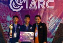 Siswa SMP Muhammadiyah PK Solo Juara Lomba Robotik Tingkat Nasional