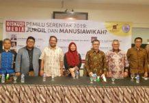 Evaluasi Pemilu 2019 Dengan Prinsip Jurdil dan Kemanusiaan