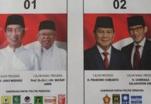 Empat Persen Yang Menentukan Presiden