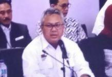 Joko Widodo - Ma'ruf Amin Unggul Dengan 55,50 Persen Suara