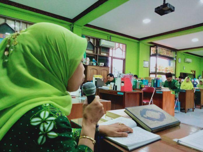 Kultum di SD Muhammadiyah 1 Ketelan