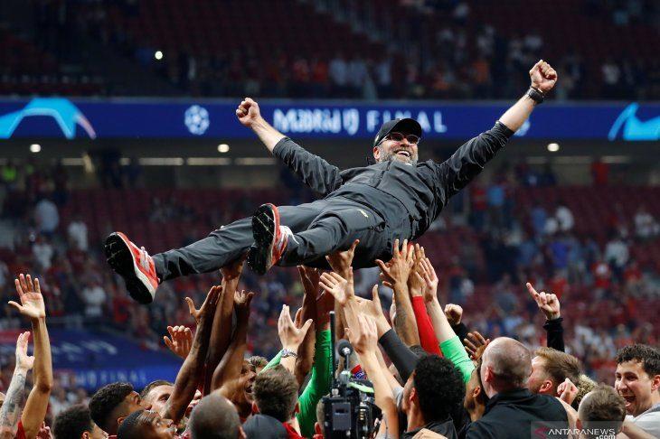 Liverpool Juara Champions
