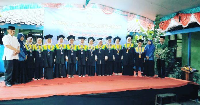 SD MPK Banyudono adakan Wisuda Tahfidh 2019