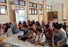 SMP Muhammadiyah 4 Kebomas Gelar Sanlat