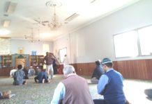 Nuansa Kehangatan dalam Masjid Omar
