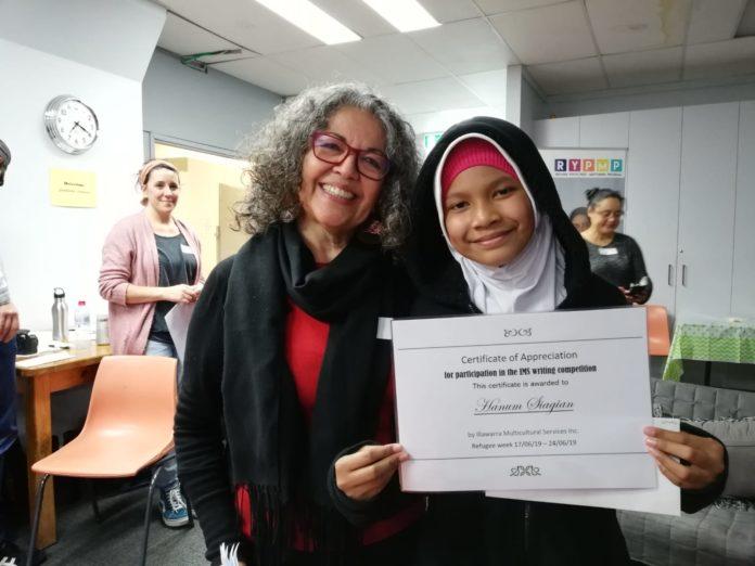 Siswa Asal Gowa Juara Satu Sayembara Menulis di Australia
