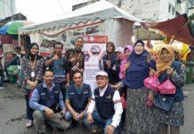 Lazismu Malaysia Gelar Takjil dan Ifthar di Kawasan Chow Kit
