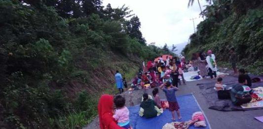 MDMC Terjunkan Tim Asistensi ke Lokasi Gempa Halmahera Selatan