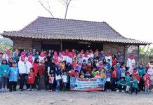 Outbond Anak Ceria Bersama Paguyuban Wanita Bank BPD DIY