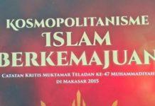 Visi Kosmopolitanisme Islam Berkemajuan