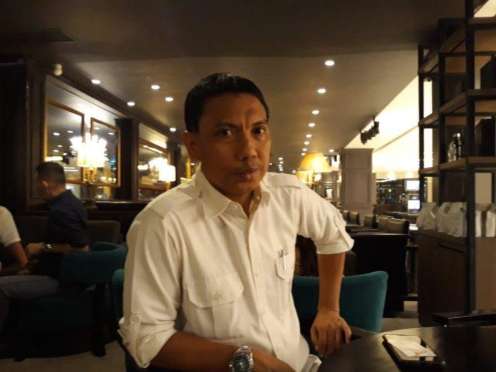 Wakil Sekjen Yayasan Masjid Raya Al Ittihaad, Tebet Jakarta Selatan, Rustam Amiruddin, Msi