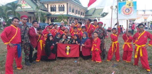 Muhammadiyah Pulang Pisau Meriahkan Karnaval Budaya Handep Hapakat 2019