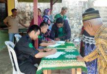 Pemuda Muhammadiyah Tiwingan Peduli Kaum dhuafa